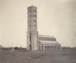 The Church, Kurrachee [Karachi, Pakistan].